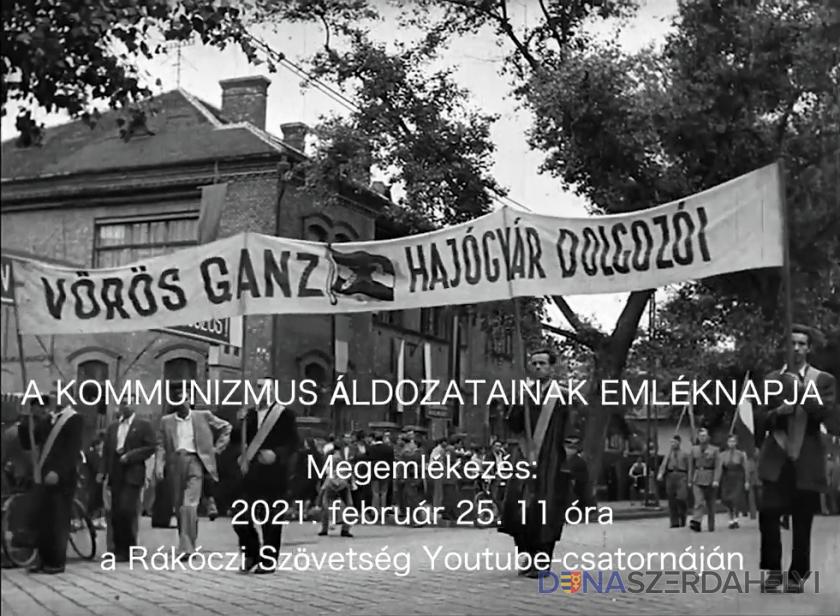 Online megemlékezést tart a Rákóczi Szövetség a kommunizmus áldozatainak emléknapján