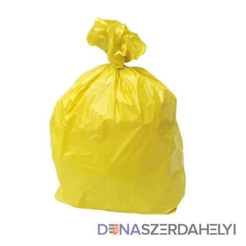 Február 4-én, csütörtökön viszik el a sárga zsákokat!