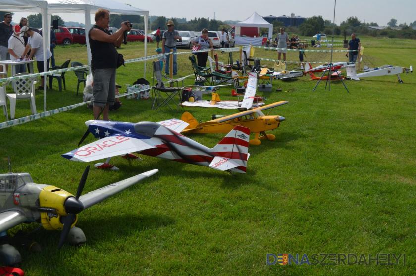 Szombaton Pohoda Air-Show a sikabonyi reptéren