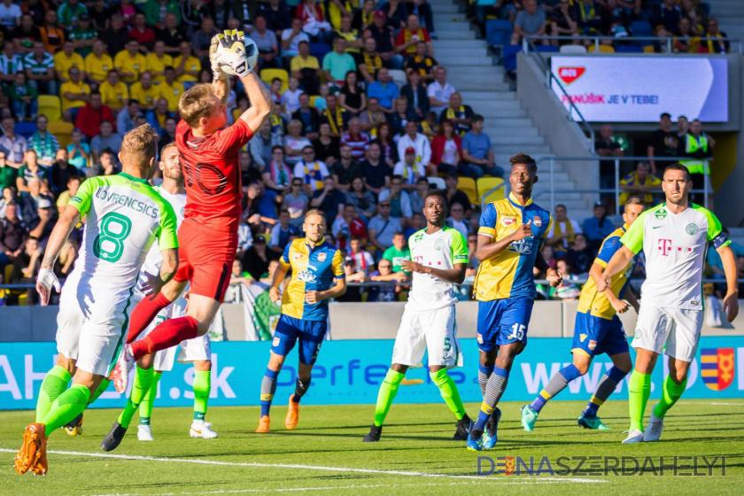 Felkészülés: június 30-án Ferencváros-DAC mérkőzés