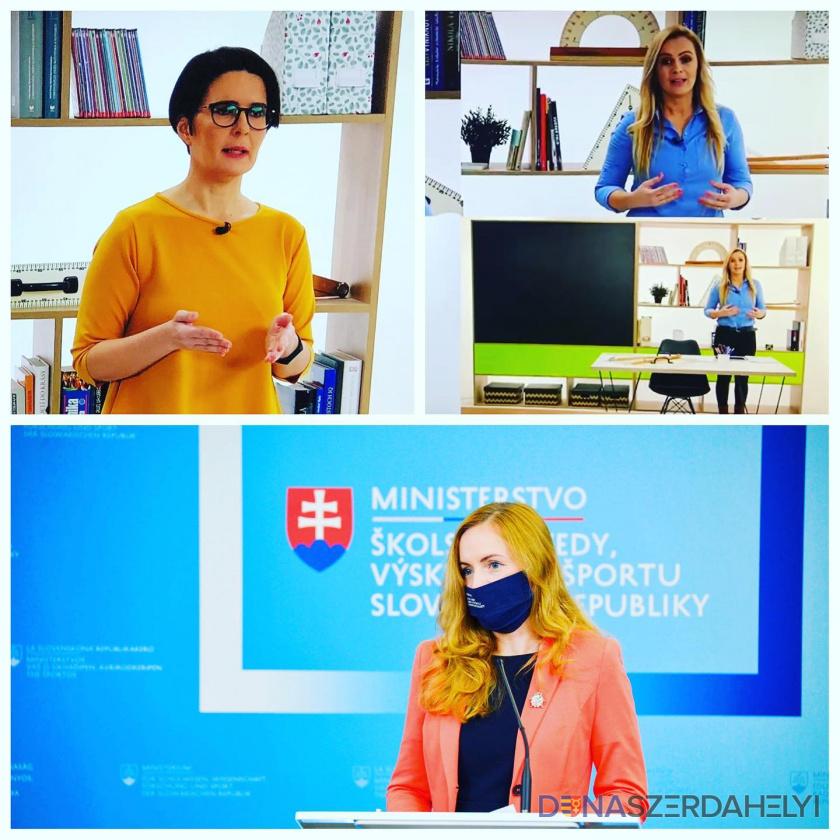 Magyar nyelvű oktatóvideók is készülnek az oktatási minisztérium berkeiben