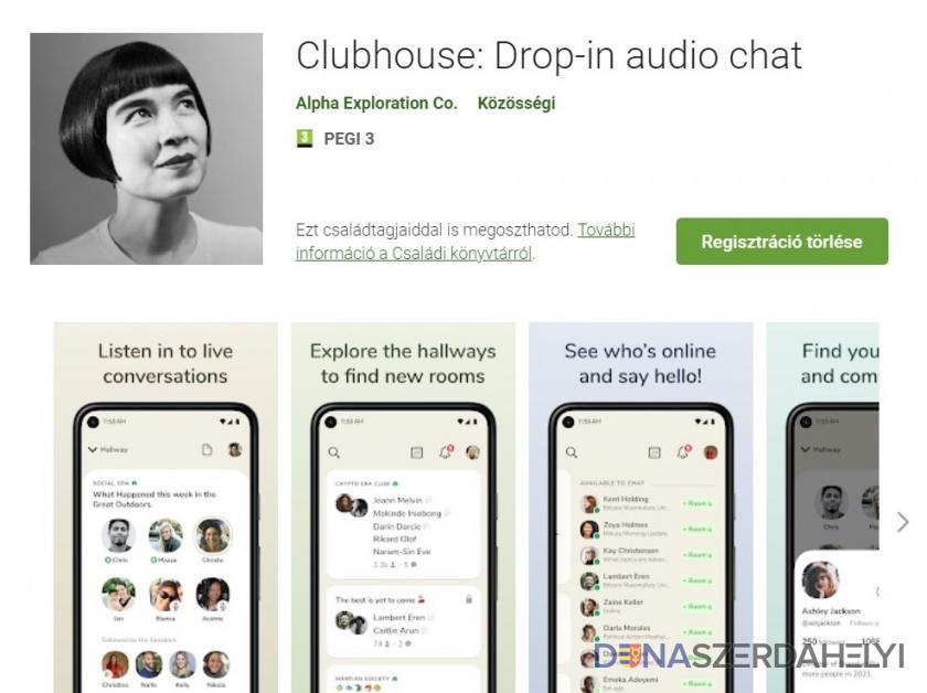 Új sláger app érkezett Androidra, itt a Clubhouse