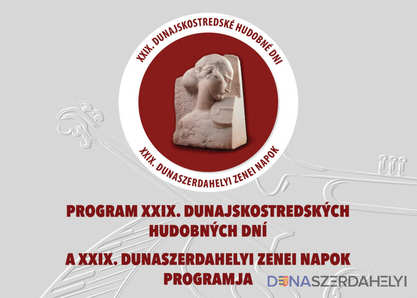XXIX. Dunaszerdahelyi Zenei Nap