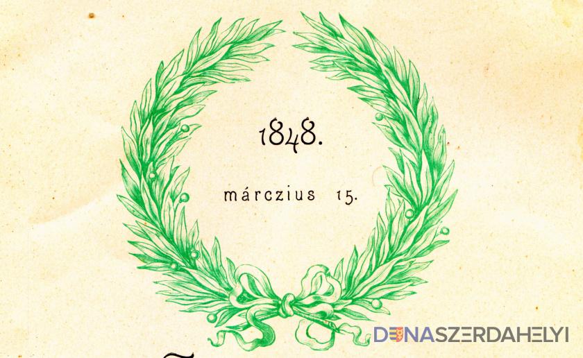 Így emlékeztek Dunaszerdahelyen 50 évvel később, 1898-ban a magyar forradalomra