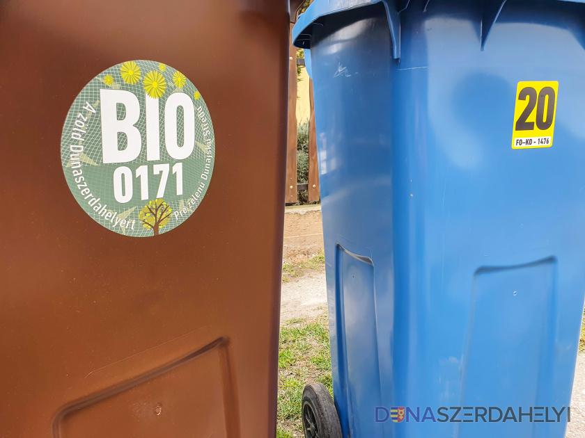 Figyelem! Változik a hulladékelszállítás ütemterve