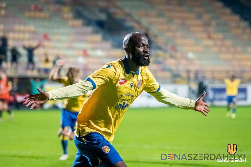 Didier Lamkel Zé: Örülök, hogy a csapat segítségére lehettem