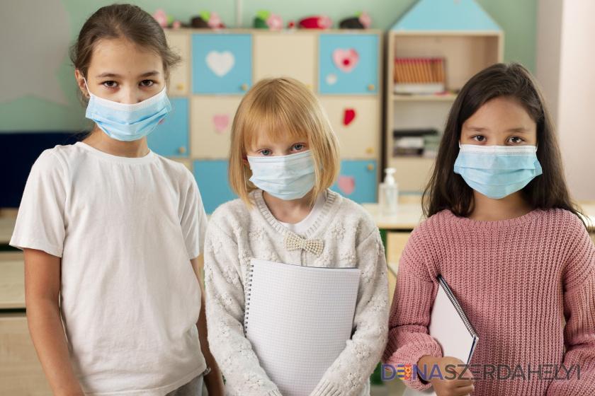A gyerekek és a Covid. Hogyan lehet hozzájárulni a járvány elfojtásához az iskolákban?