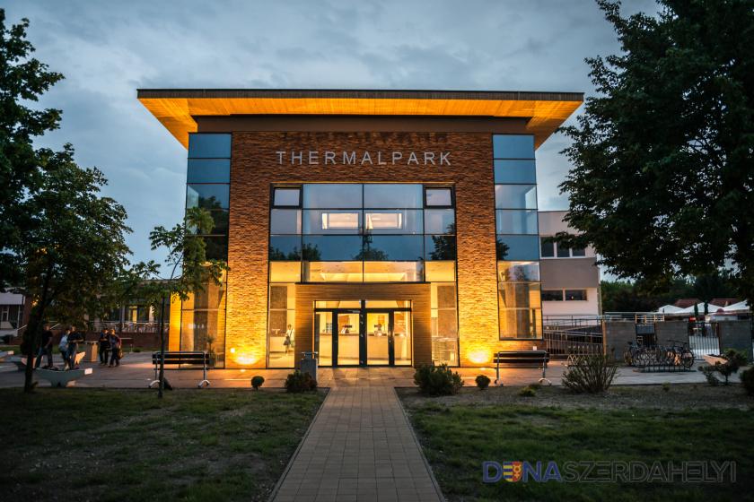 Rövidített nyitvatartás a Thermalparkban