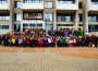 Közösen szavalták a verset az iskola diákjai - VIDEÓ