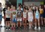 Hengereltek a tanév végén a Vámbéry Ármin Alapiskola atlétái