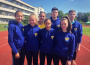 Trencsénben remekeltek a fiatal atléták