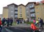 Megkapták a kulcsokat az új szociális lakások lakói
