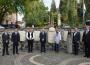 Ismét teljes a Patkó: visszahelyezték a címereket Székelyudvarhely főterére