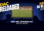 Újratöltve: DAC-AEL Limassol (5:1) kupamérkőzés