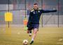 Martin Bednár ismét teljes erőbedobással edz