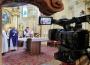 Vasárnap ezúttal 10 órától lesz az online szentmise közvetítése a katolikus templomból