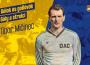 A legkedvesebb DAC-gólom: Tibor Mičinec