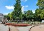Megújul a VMK előtti park