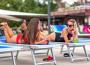 Ma mindenki strandolni akart... A következő napokban is marad a nagy hőség!