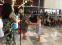 Gyermekek rajzpályázatait díjazták a Csaplár Benedek Városi Művelődési Központban