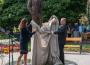 """""""A jog nem csak ész, a paragrafusok, hanem a szív dolga is"""" – felavatták Szladits Károly szobrát"""