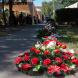 Koszorúzás a roma holokauszt áldozatainak emlékművénél - 2020
